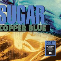 Sugar -Copper Blue