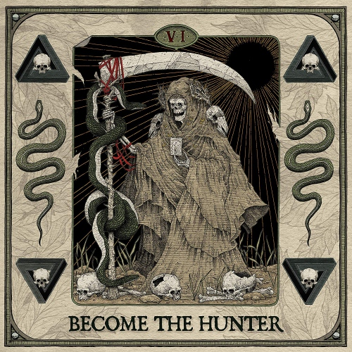 Suicide Silence -Become The Hunter
