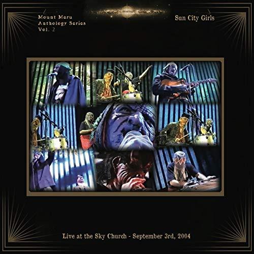 Sun City Girls - Live At The Sky Church