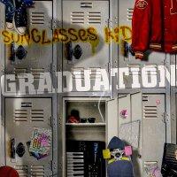 Sunglasses Kid - Graduation