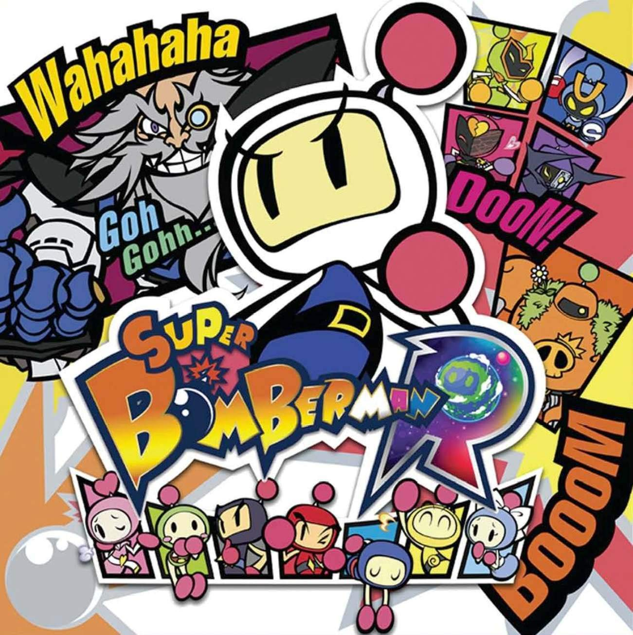 Super Bomberman / O.s.t. - Super Bomberman