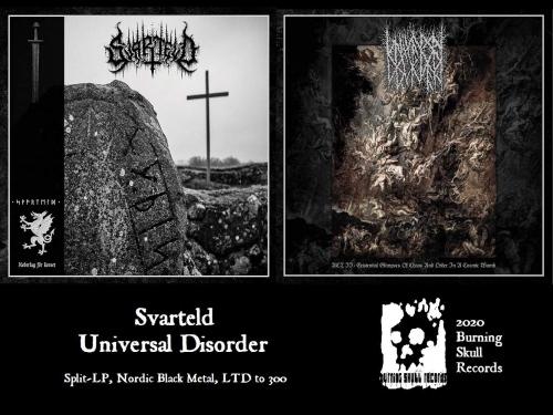 Svarteld - Svarteld / Universal Disorder