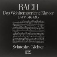 Sviatoslav Richter -Bach: Das Wohltemperierte Klavier
