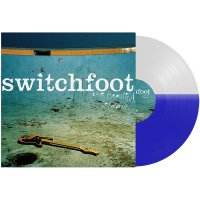 Switchfoot - The Beautiful Letdown Half Blue / Half Clear