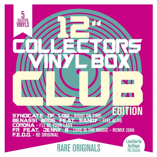 Syndicate Of Law -12-Inch Collector's Vinyl Box: Club