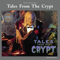 Tales From The Crypt - Original Music From Tales From The Crypt Opaque Orange