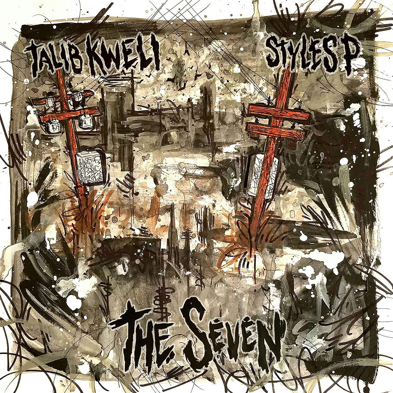 Talib Kweli X Styles P - The Seven Splatter