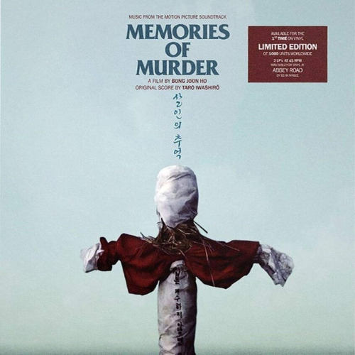 Taro Iwashiro - Memories Of Murder Music From The Motion Picture Soundtrack