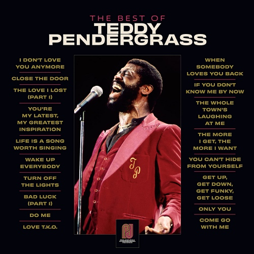 Teddy Pendergrass - The Best Of Teddy Pendergrass