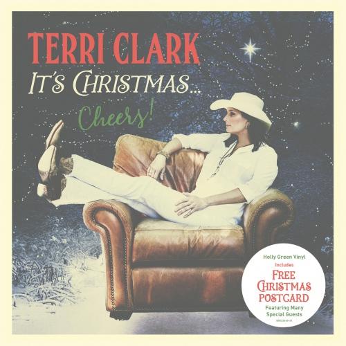 Terri Clark - It's Christmas...cheers!