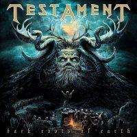 Testament - Dark Roots Of Earth (Electric blue vinyl)