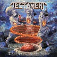 Testament -Titans Of Creation (Orange vinyl)