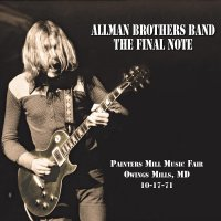 The Allman Brothers Band -The Final Note - Black Vinyl