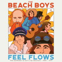 """The Beach Boys - """"Feel Flows"""" The Sunflower & Surf's Up Sessions 1969-1971"""