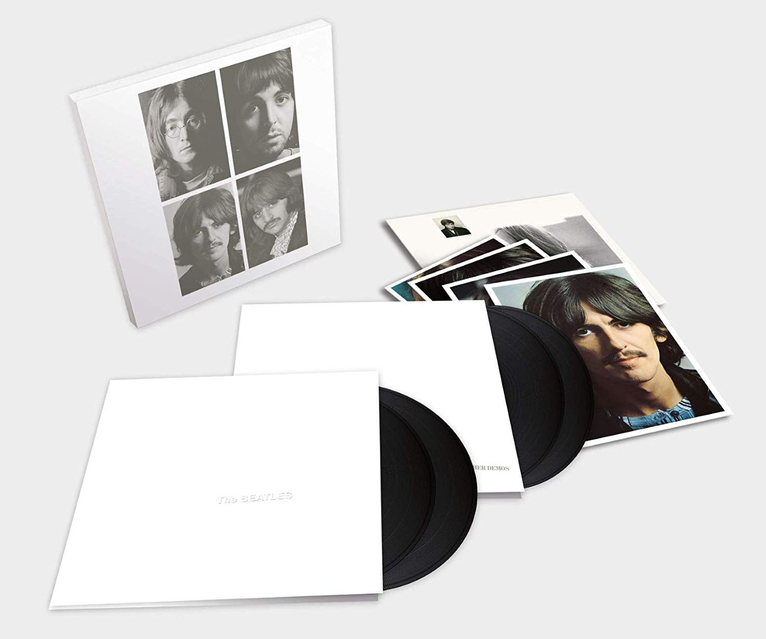 The Beatles -The Beatles The White Album