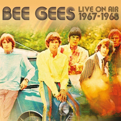 The Bee Gees - Live On Air