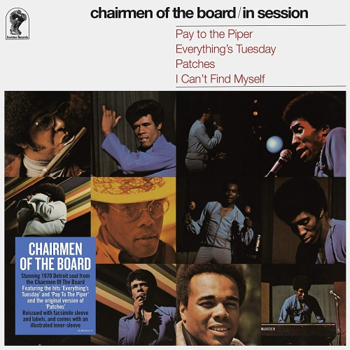 The Chairmen Of The Board - In Session