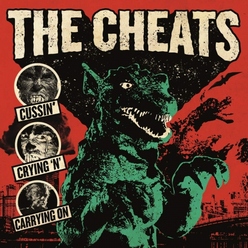 The Cheats - Cussin', Crying 'N' And Carrying On
