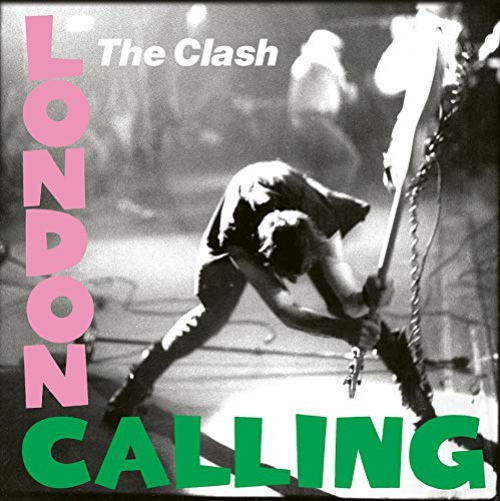 The Clash - London Calling Japanese Pressing