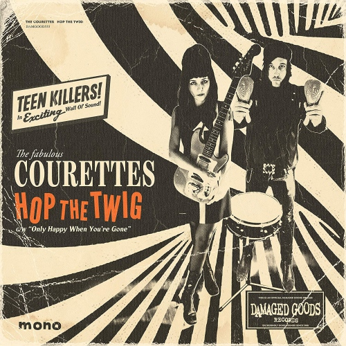 The Courettes -Hop The Twig