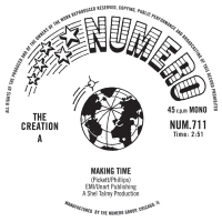The Creation - Making Time B/w Making Time Instrumental