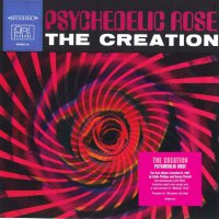 The Creation - Psychedelic Rose (Red vinyl)