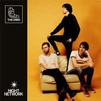 The Cribs -Night Network (Clear blue vinyl)