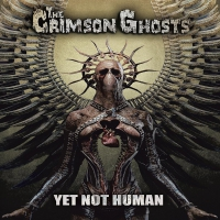 The Crimson Ghosts - Yet Not Human 180Gr./col.vinyl