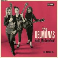 The Delmonas - Hello, We Love You! The Big Beat EPs