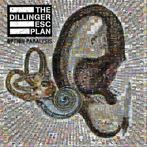The Dillinger Escape Plan - The Dillinger Escape Plan - Option Paralysis Ltd. Dark