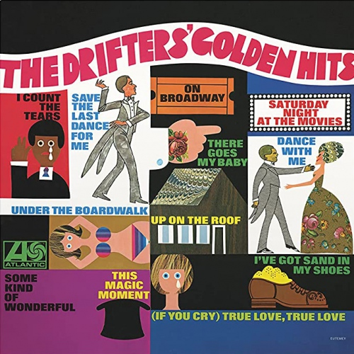 The Drifters -The Drifters' Golden Hits