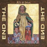 The End -Allt Ar Intet (Blue vinyl)