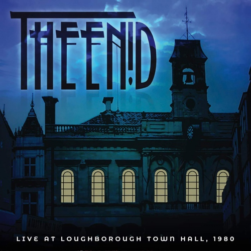 The Enid -Live At Loughboroguh Town Hall 1980