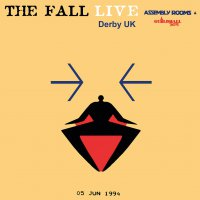 The Fall -Assembly Rooms, Derby, Uk 5Th June 1994