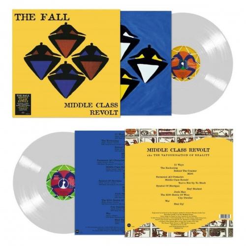 The Fall -Middle Class Revolt (140-gram clear vinyl)