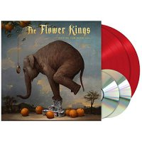 The Flower Kings - Waiting For Miracles Red