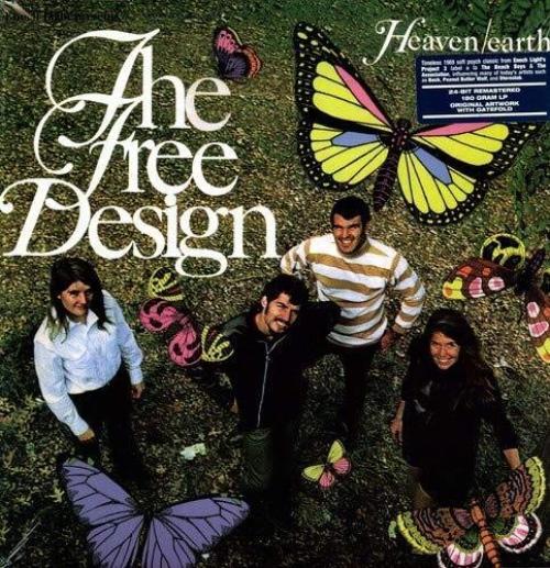 The Free Design - Heaven / Earth
