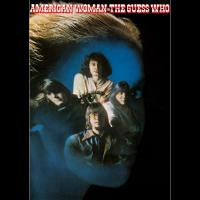 The Guess Who - American Woman Translucent Blue Audiophile Limited Anniversary Edition