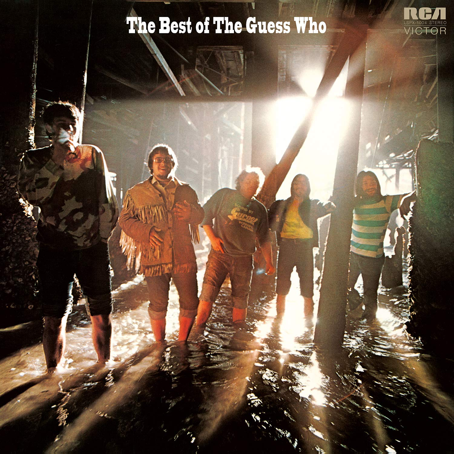 The Guess Who - Best Of The Guess Who