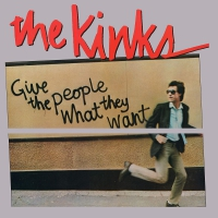The Kinks -Give The People What They Want Audiophile Clear Anniversary Poster