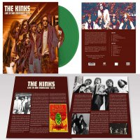 The Kinks - Live In San Francisco 1970