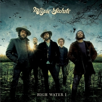 The Magpie Salute - High Water I Blue/white Splatter