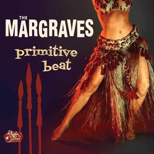 The Margraves -Primitive Beat Lim.ed.