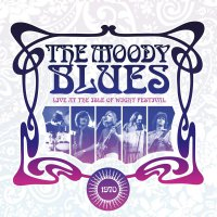 The Moody Blues -Live At The Isle Of Wight Festival 1970 (Violet vinyl)
