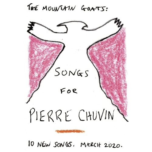 The Mountain Goats -Songs For Pierre Chuvin