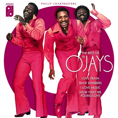 The O'jays - Philly Chartbusters: Very Best Of