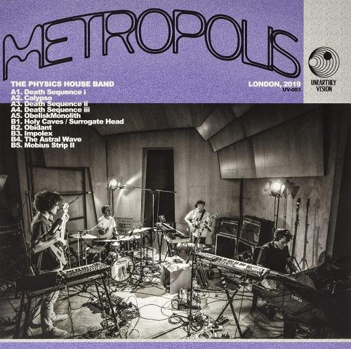 The Physics House Band - Metropolis