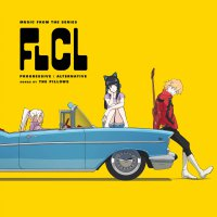 The Pillows -Flcl Progressive / Alternative Music From The Series