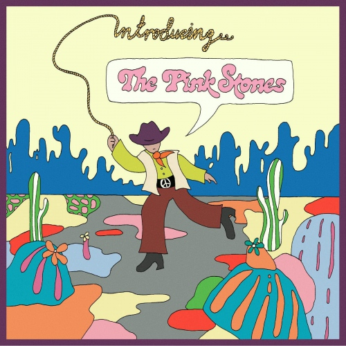 The Pink Stones -Introducing...the Pink Stones