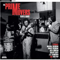 The Prime Movers Blues Band - Prime Movers Blues Band